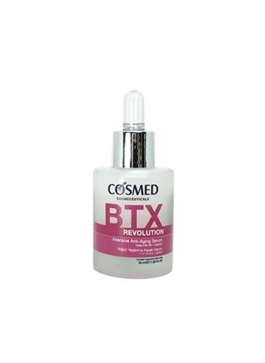 Cosmed Cosmed BTX Revolution Intensive Anti Aging Serum 30ml Renksiz